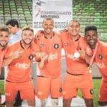 Campeão Segunda Divisão 2018