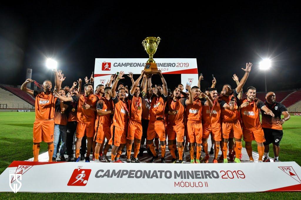 Coimbra Campeão do Módulo II