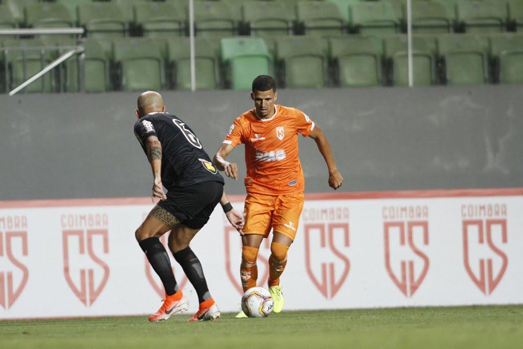 Coimbra 0x0 Atlético-MG
