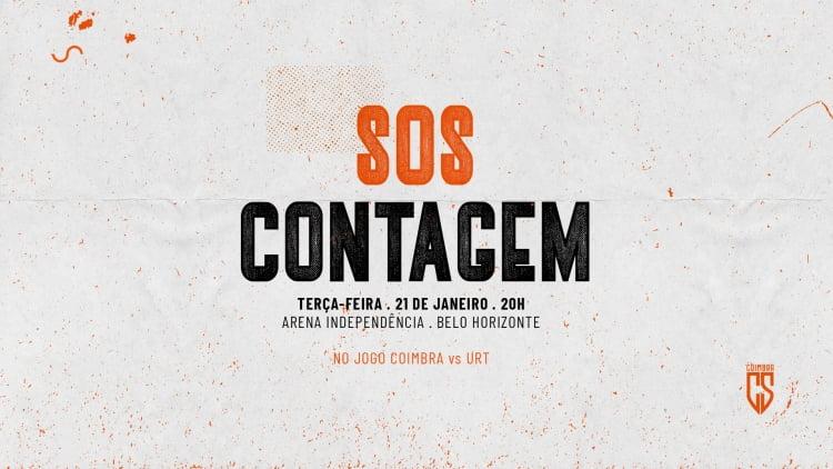 SOS Contagem - Site