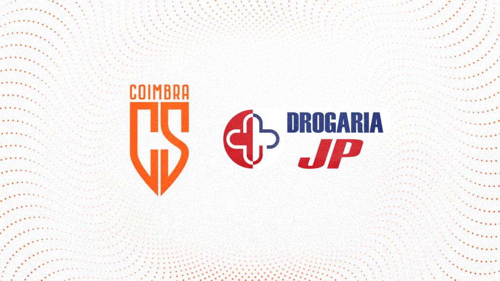 COIMBRA E DROGARIA JP ACERTAM PARCERIA COMERCIAL PARA A TEMPORADA 2021