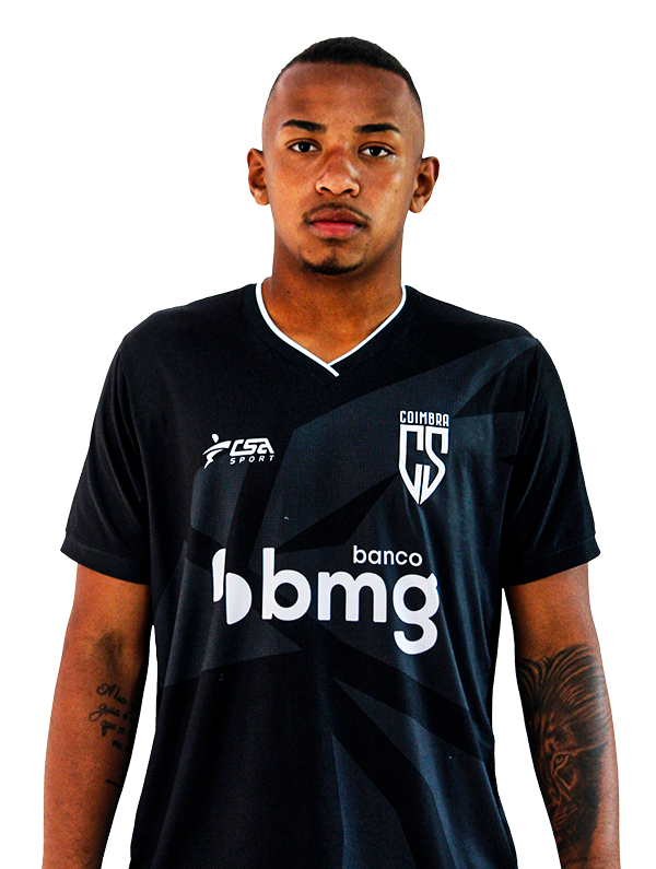 Thiago - Elenco Sub-20   Coimbra Sports
